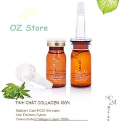 Tinh chất Collagen Bio Nano Skin Defense Sytem 10ml