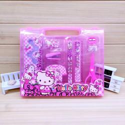 Set học tập cho bé Hello Kitty