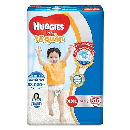 Tã quần Huggies Super Jumbo M74 L68 XL62 XXL56 ĐÊM MÂY - 5592312 , 9432624 , 15_9432624 , 280000 , Ta-quan-Huggies-Super-Jumbo-M74-L68-XL62-XXL56-DEM-MAY-15_9432624 , sendo.vn , Tã quần Huggies Super Jumbo M74 L68 XL62 XXL56 ĐÊM MÂY