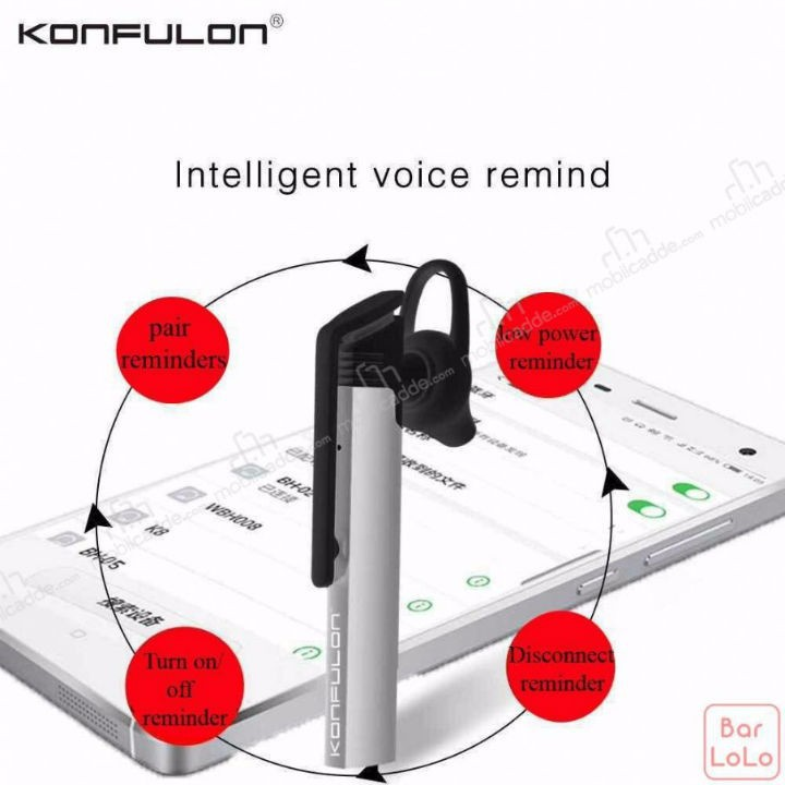 Tai Nghe Bluetooth Konfulon BH05 PDVV 2