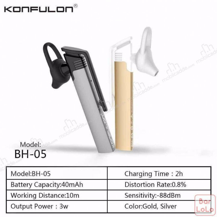 Tai Nghe Bluetooth Konfulon BH05 PDVV 1