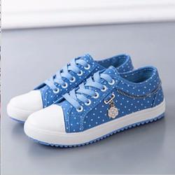 Giày Sneaker Nữ Thời Trang Hàn Quốc Cực Xinh - G44