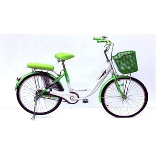 Xe đạp thời trang SMNBike CL 24-02 24 inch ( 11+ tuổi ) - CL 24-02 thumbnail