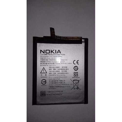 Pin Nokia 6 - HE316 - HE315 - HE335 - N6 - HE 316 - HE 315 - HE 335