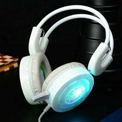 Tai nghe game thủ H5 LED 7 màu có mic thoại