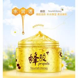 Mặt nạ rửa làm sáng, trị mụn mật ong Rorec nội địa Đài Trung