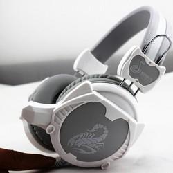 Tai nghe chụp tai game thủ H6 siêu bền có mic thoại