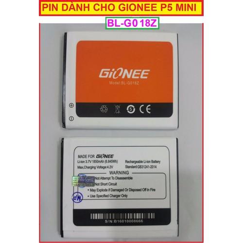PIN GIONEE P5 MINI - 5599303 , 9447158 , 15_9447158 , 129000 , PIN-GIONEE-P5-MINI-15_9447158 , sendo.vn , PIN GIONEE P5 MINI