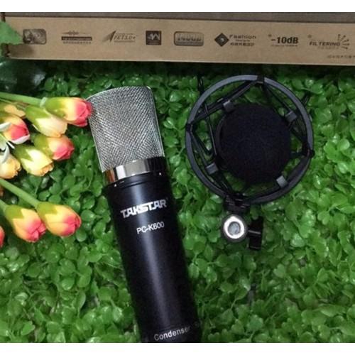 Micro thu âm Takstar PC K600 - 5596872 , 9443242 , 15_9443242 , 1600000 , Micro-thu-am-Takstar-PC-K600-15_9443242 , sendo.vn , Micro thu âm Takstar PC K600
