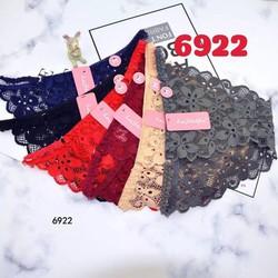 Bộ 10 quần lót ren 6922 sexy nhiều màu