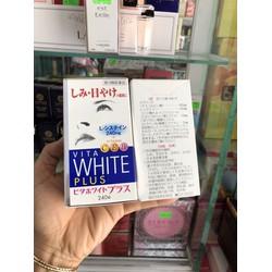 Viên Uống Trắng Da Vita White Plus Hộp 240 Viên Của Nhật