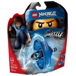 Cao Thủ Lốc Xoáy Jay - LEGO Ninjago 70635 Jay - Spinjitzu Master