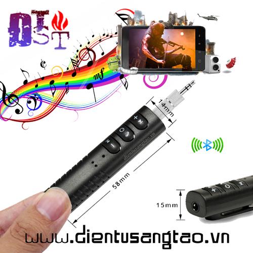Bộ thu Bluetooth Audio 4.0 AUX3.5  - 3 nút nhấn
