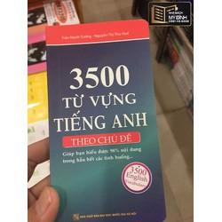 Sách - 3500 Từ Vựng Tiếng Anh Theo Chủ Đề
