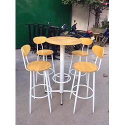 bàn  ghế cho trà sữa cafe