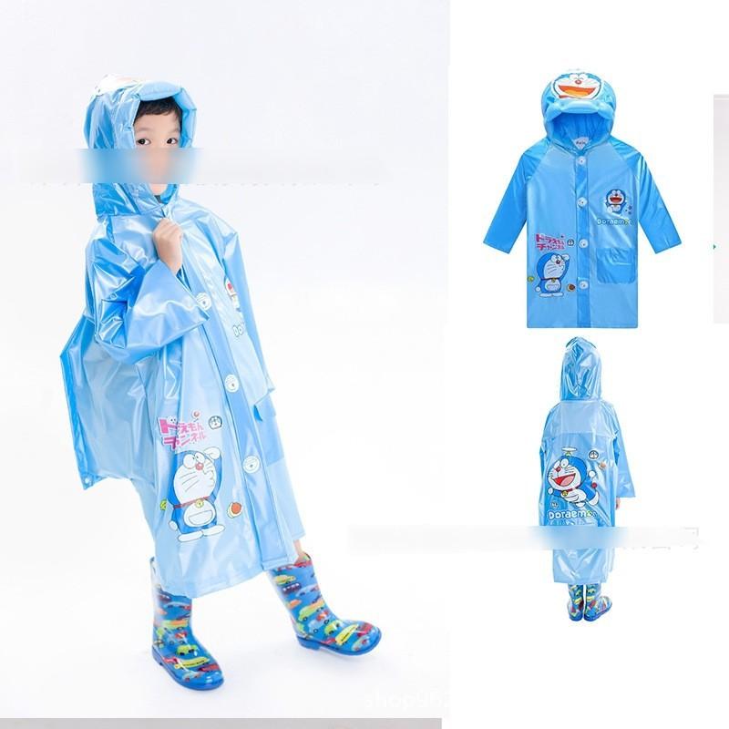 Áo mưa cho bé trai và bé gái 6