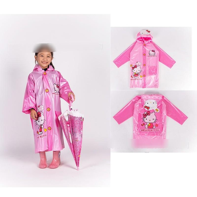 Áo mưa cho bé trai và bé gái 4