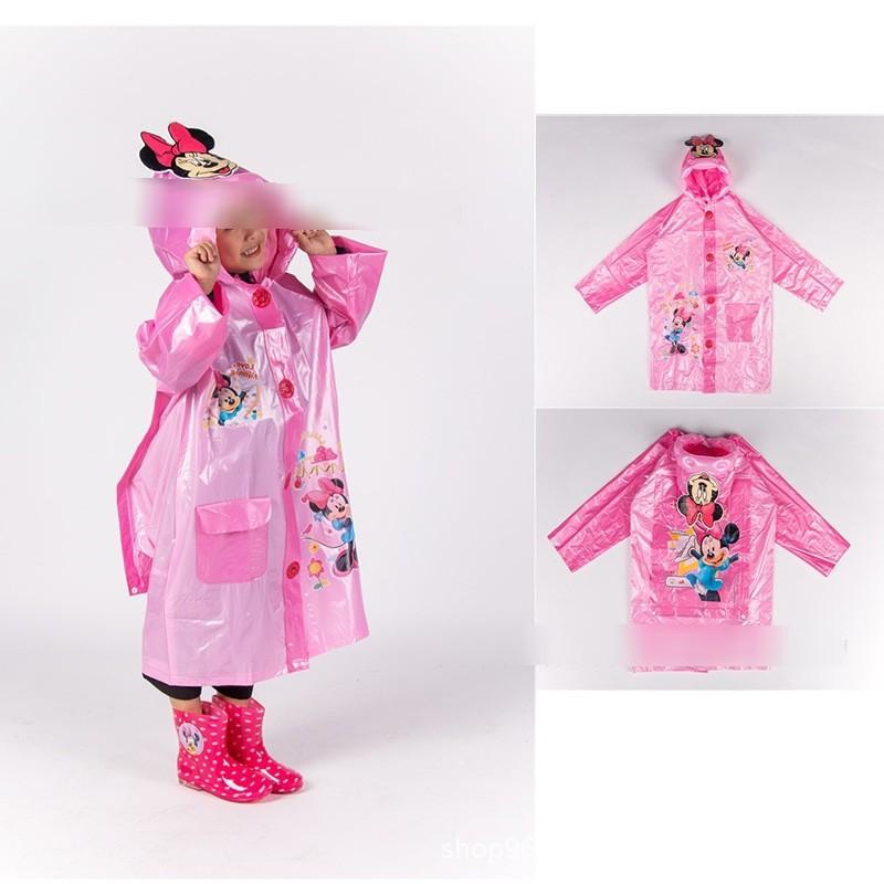 Áo mưa cho bé trai và bé gái 2