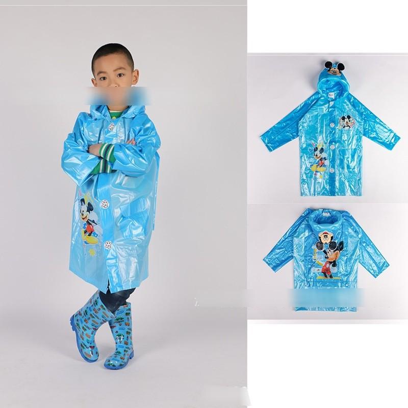 Áo mưa cho bé trai và bé gái 3