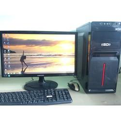 Bộ máy tính để bàn giá rẻ màn 22 inch
