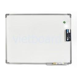 Bảng từ trắng viết bút lông VIETBOARD 600x800mm
