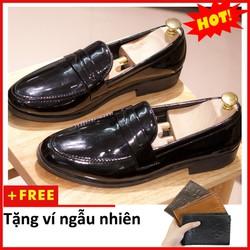 Giày Lười Nam | giày nam cao cấp  M367-V-BONG