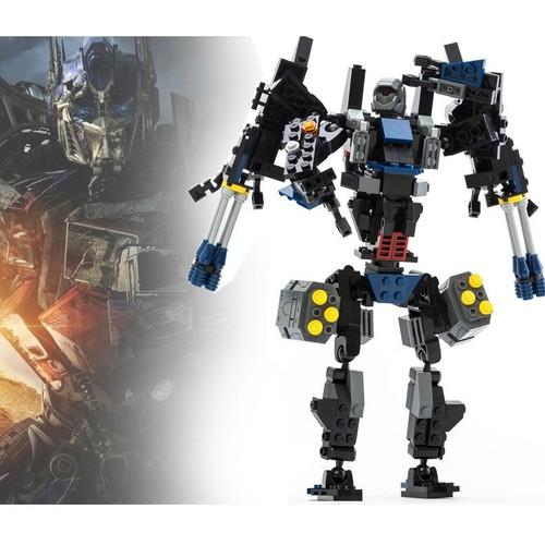 Lắp Ráp Transformers Robot Biến Hình - Lắp Ghép Robot Megatron!!
