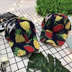mũ trái cây