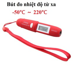 Nhiệt kế hồng ngoại DT8220 đo nhiệt độ từ xa