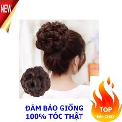 BÚI TÓC GIẢ-búi tóc giả-búi tóc giả-