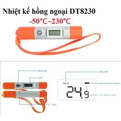 Nhiệt kế hồng ngoại DT8230 đo nhiệt độ từ xa