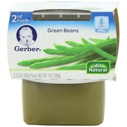 Thức ăn nghiền 1st Gerber