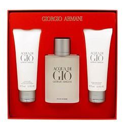 Set Quà tặng Nước hoa Giorgio Armani Acqua Di Gio Pour Homme EDT 100ml