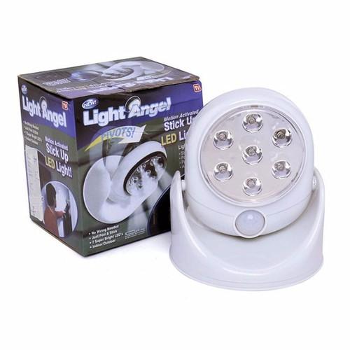 Đèn led cảm ứng chống trộm thông minh