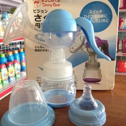 [FREE SHIP] Máy hút sữa bằng tay Timmy Bear Nhật Bản