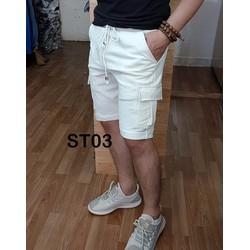 quần short thun thời trang