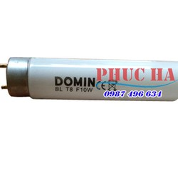 Bộ 4 bóng đèn 10W 35 cm dùng cho đèn diệt côn trùng F10W T8 BL