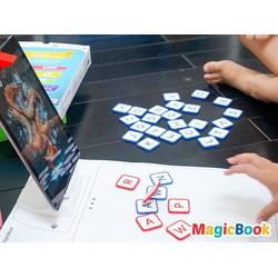 MagicBook-Đồ chơi giáo dục-Bộ Tiếng Việt