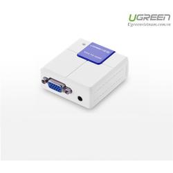 Bộ chuyển đổi VGA to HDMI chính hãng Ugreen 40224 cao cấp