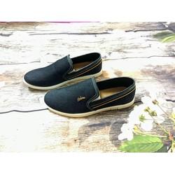 giày vải nam xuất khẩu