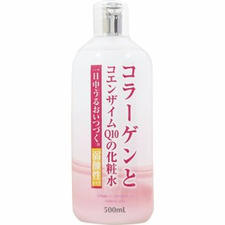 Lotion dưỡng bổ sung collagen, coenzim Q10 500ml