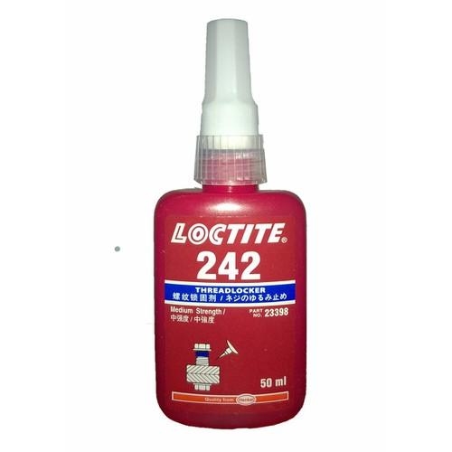 Loctite 242- Keo khóa ren cho bulông, ốc vít - chai 50ml - 5609637 , 9468697 , 15_9468697 , 185000 , Loctite-242-Keo-khoa-ren-cho-bulong-oc-vit-chai-50ml-15_9468697 , sendo.vn , Loctite 242- Keo khóa ren cho bulông, ốc vít - chai 50ml
