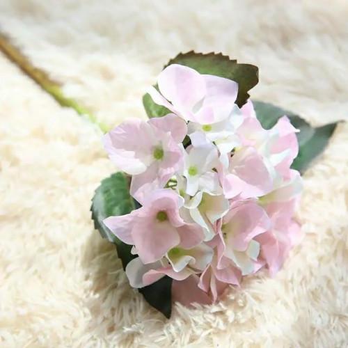 Hoa lụa cẩm tú cầu cực kỳ giống thật