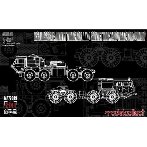 Bộ mô hình lắp ghép xe quân sự M983A2 HEMTT và MAZ 7410 - bộ 2 chiếc - 4435586 , 9470414 , 15_9470414 , 778000 , Bo-mo-hinh-lap-ghep-xe-quan-su-M983A2-HEMTT-va-MAZ-7410-bo-2-chiec-15_9470414 , sendo.vn , Bộ mô hình lắp ghép xe quân sự M983A2 HEMTT và MAZ 7410 - bộ 2 chiếc