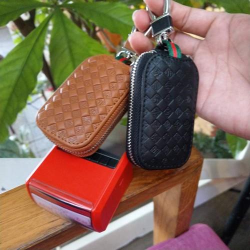 Móc khóa da bảo vệ Smart Key cho xe máy