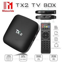 TV Android Box TX2 mini - RAM 2GB, ROM 16GB, Bluetooth, android 6.0