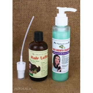 Combo tinh dầu bưởi và dầu gội bưởi kích thích mọc tóc, trị rụng tóc. - 003 thumbnail