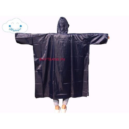 Áo mưa cánh dơi vải dù 1m2 siêu bền