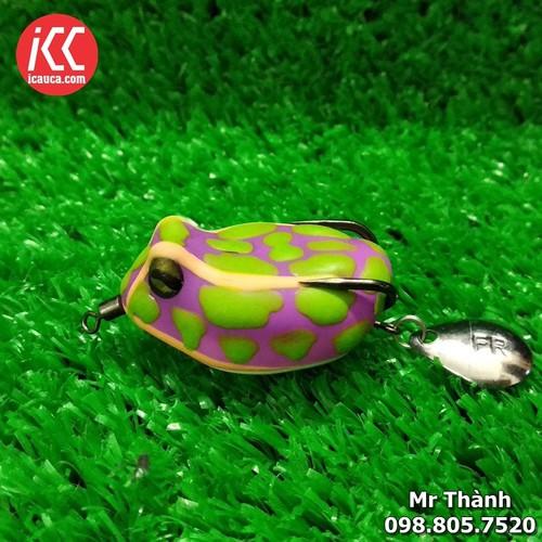 HD Bull frog Mồi nhai giả câu lure cá lóc hiệu quả Thái Lan - 4435980 , 9489722 , 15_9489722 , 130000 , HD-Bull-frog-Moi-nhai-gia-cau-lure-ca-loc-hieu-qua-Thai-Lan-15_9489722 , sendo.vn , HD Bull frog Mồi nhai giả câu lure cá lóc hiệu quả Thái Lan