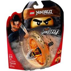 Cao Thủ Lốc Xoáy Cole - LEGO Ninjago 70637 Cole - Spinjitzu Master